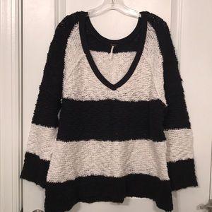 Classic Free People Sweater!!!